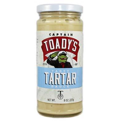 Toady's Tasty Tartar Sauce