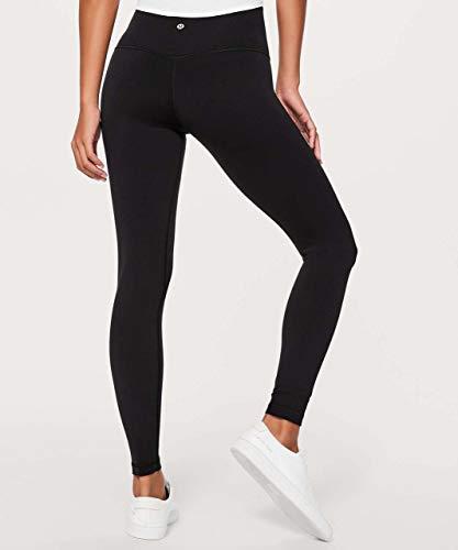 Lululemon Align Pant Full Length Yoga Pants (Black, 8)