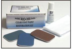 Micro-Mesh Clear Coat Paint Repair - Repair Scratch Plastic Clear
