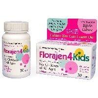 30ct Florajen 4 Kids