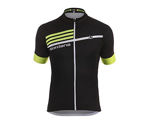 Giordana 2015 Men's Silvererline Short Sleeve Cycling Jer...