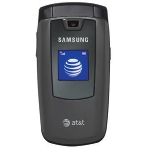 A437 Phone (Samsung SGH-A437 Gray No Contract AT&T Cell Phone)