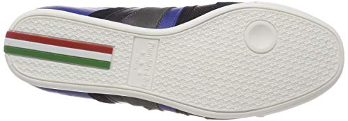 Blues Imola Homme dress Uomo Low D'oro Crocco 29y Basses Pantofola Bleu Sneakers SwZOn