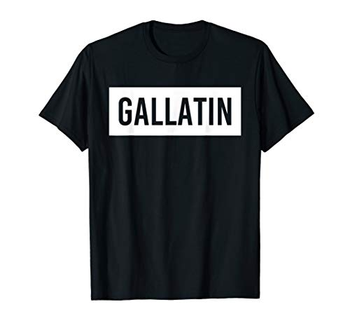 GALLATIN TN TENNESSEE Funny City Home Roots USA Gift