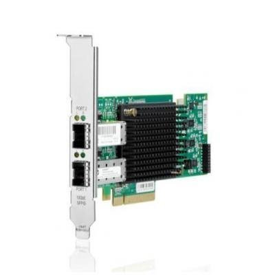 - HP | 614203-B21 | NC552SFP | 10Gb 2-port PCI Express x8 Ethernet Server Adapter