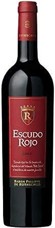 Baron Philippe de Rothschild Escudo Rojo, Vino Tinto, 75 cl - 750 ml