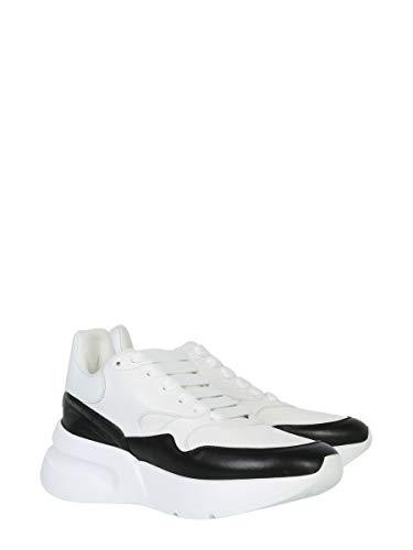 Alexander Leather Women's Sneakers McQueen 533710WHT999034 White xIrIUn