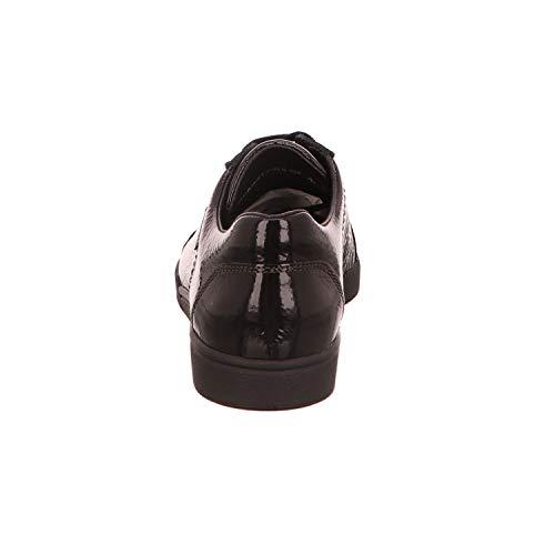 Chaussures à Lacets Noir Femme de pour Mephisto Ville UOwCw4