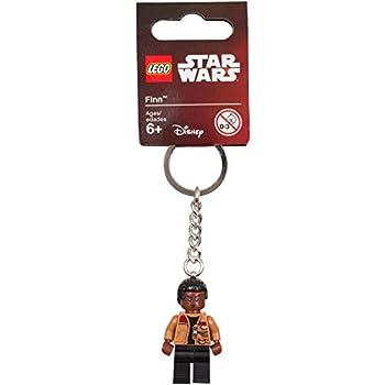 Amazon.com: LEGO Star Wars Rey 2016 clave Cadena 853603 ...