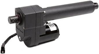 "Warner Linear K2G05-12v-BR-04 B-Track K2 4"" Stroke Length Rugged Duty Actuator"