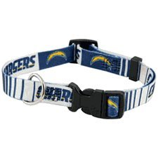 (San Diego Chargers Small Pet Dog Collar (Small))