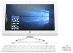 2017 HP Pavilion 19.5 Inch All-in-One Premium Flagship Desktop Computer (Intel Dual Core Celeron J3060 1.6GHz, 4GB RAM, 1TB HDD, DVD, HDMI, USB 3.0, Webcam, WiFi, Windows 10) (Certified Refurbished)