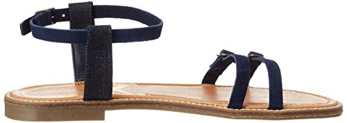 Levi's Women's Cotati Gladiator Sandals Blue (Navy Blue) shipping discount sale Inexpensive cheap online sneakernews cheap choice Cheapest for sale MxvEMh