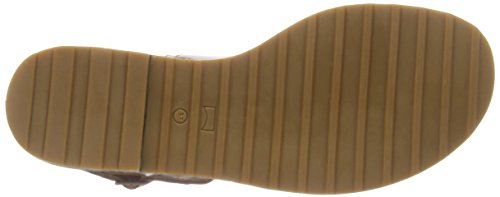 CAMPER Damen Servolux Walker/Pum Negro Cork-Miel Sandalen Brown (Medium Brown)