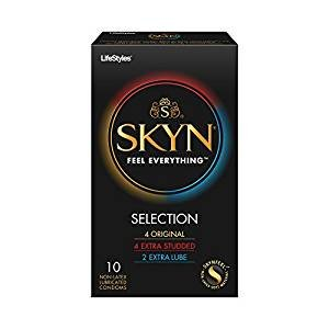 LifeStyles Skyn Selection - 10 pack Multipack