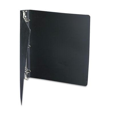 6 Pack - Accohide Poly Ring Binder With 35-Pt. Cover 1'' Capacity Black ''Product Category: Binders & Binding Systems/Binders''
