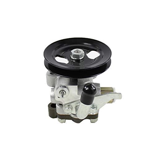 (Brand new DNJ Power Steering Pump w/Pulley PSP1313 for 06-11 / Kia Rio5 Hyundai Accent 1.6L DOHC - No Core)