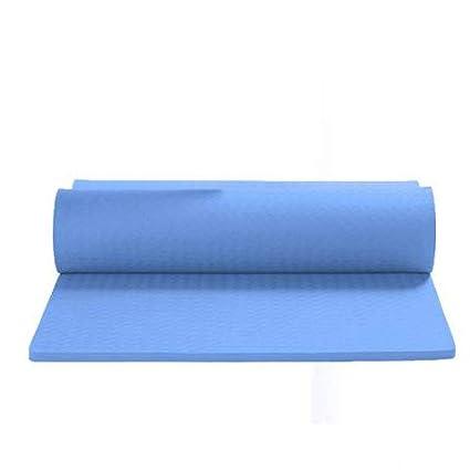 Esterilla de ejercicio TPE Fitness Mat, antideslizante ...