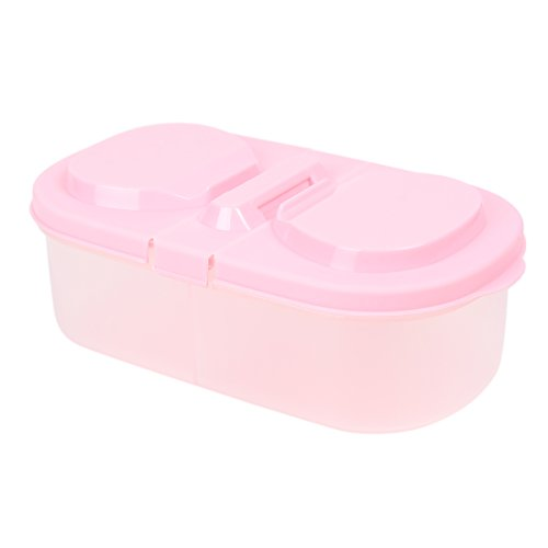 uxcell Plastic Compartment Storage Container
