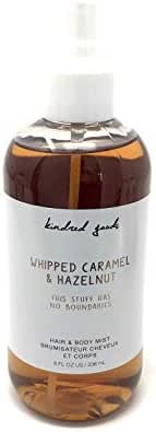 Kindred Goods by Old Navy Whipped Caramel and Hazelnut Hair and Body Mist 8 Fl Oz