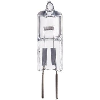 Philips 417105 Landscape and Accent 50-Watt T4 Bi-pin Base 12-Volt Light Bulb 4 Pack
