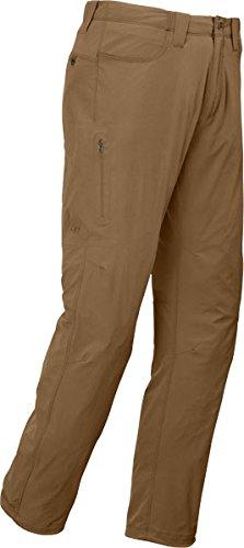 Outdoor Research Men's Ferrosi Pants, Coyote, 36