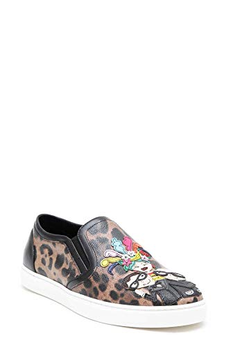 Multicolor Donna On Pelle Gabbana E Slip Dolce Sneakers Ck0028ag352ha94n gvqz8xwn
