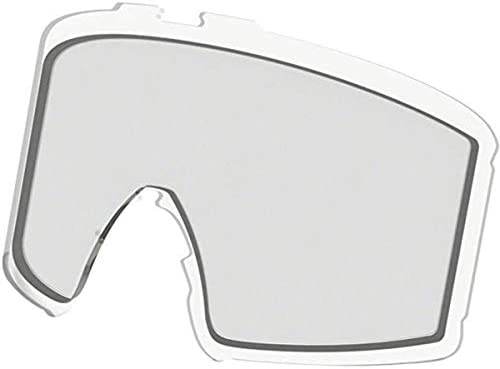 d37df34edd Oakley Line Miner Youth Replacement Lens Snowmobile Goggles Accessories -  Clear Small