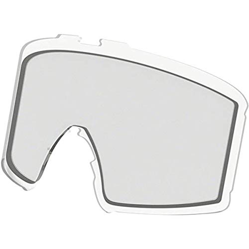 01bc424799 Oakley Line Miner XM Adult Replacement Lens Snowmobile Goggles Accessories  - Clear Medium