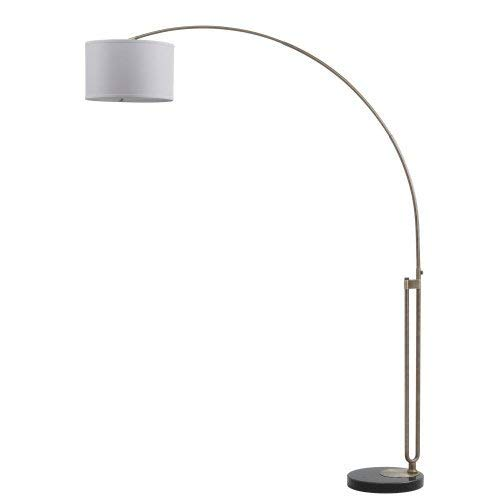 Safavieh LIT4349A Lighting Collection Polaris Arc Floor Lamp, 84