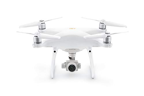 DJI Phantom 4 Pro V2.0 – Drone Quadcopter UAV with 20MP Camera 1″ CMOS Sensor 4K H.265 Video 3-Axis Gimbal White