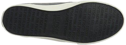 Zapatillas V2385ic 5b Grey Hilfiger Para Altas Denim Gris Hombre city q6tWw1
