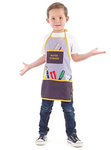 Little Adventures Roleplay Apron Dress Up Sets (Handyman) -