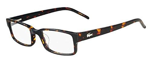 Lacoste Eyeglasses L2616 214 Havana Demo 53 19 140