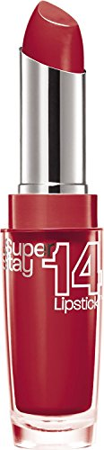 Maybelline Super Stay 14 Hour Lipstick-510 Non-Stop Red