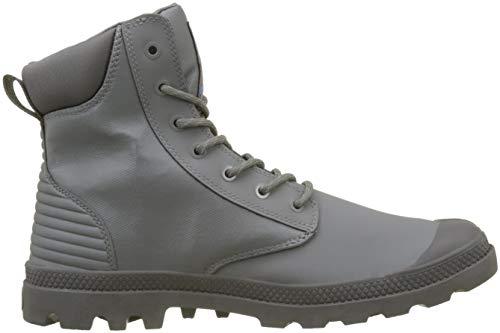Klassische Gray Herren Pampa Stiefel Dk Q82 Gry Palladium Rouge Sport Charcoal Gull Grau Wpr Cuff qXSxZnW
