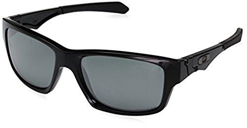 Oakley Jupiter Squared Polished Black / Prizm Black Polarized & Cleaning - Oakley Jupiter Squared Polarized Sunglasses