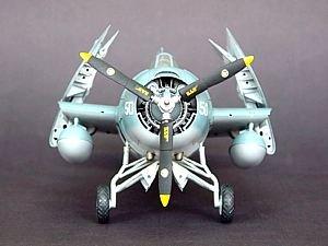 Trumpeter 1/32 F4F4 Wildcat Aircraft