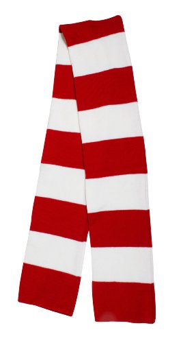 red and white stripes - 2