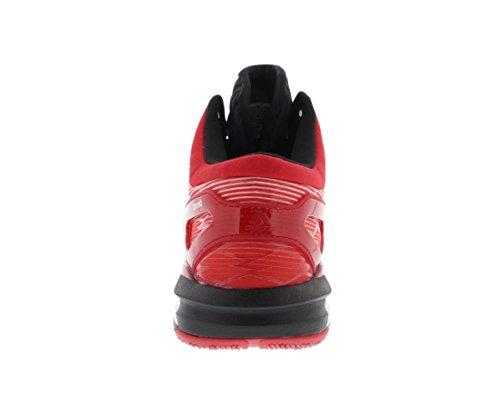 Adidas Mens C76574 Crazylight Boost Scarpe Da Ginnastica Bianco / Nero / Rosso