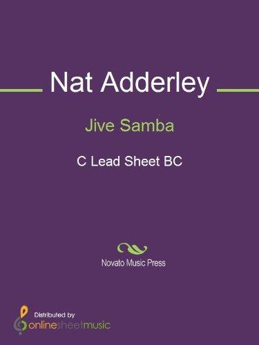 Jive Samba - C Lead Sheet - BC