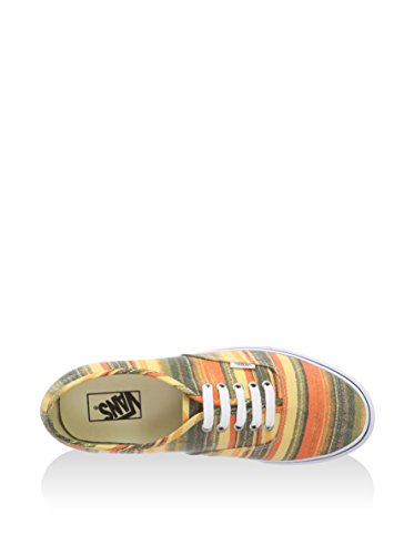 cd9d060ad8b6 Vans Mens Authentic (Baja Blanket) Multi True White VN-00AIGEM outlet