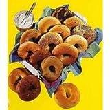 Pinnacle Foods Lenders Cinnamon Raisin Unsliced Bagel Shoppe Bagel, 4 Ounce - 60 per case.