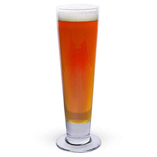 - Libbey Catalina Footed Pilsner Beer Glass - 14 oz