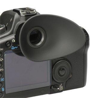 Hoodman Glasses Model Hoodeye Eyecup for Nikon Square Eyepiece Cameras