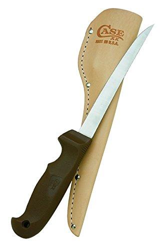 Knife Fillet 1 Bld Flxble 6in Case Cutlery Fillet Knife