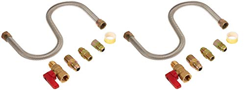 Mr. Heater One-Stop Universal Gas-Appliance Hook-Up Kit