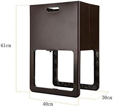 Zhjsnlhfddf Pliegue Plegable Casa IKEA Plástico Ropa Sucia Cesta De Almacenamiento Cesta De Lavandería Cesta De Almacenamiento 篓 (Color : Brown): Amazon.es: Hogar