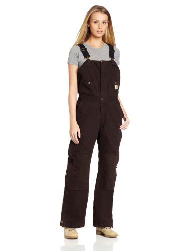 a78ce2a7926 Carhartt Women's Arctic Quilt Lined Sandstone Bib Overall (B005180T48) |  Amazon price tracker / tracking, Amazon price history charts, Amazon price  watches, ...