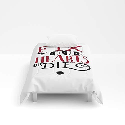Amazoncom Society6 Comforter Size Twin Xl 68 X 92 Fix Your